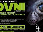 agosto 2014: Encuentro OVNI Serena, Chile