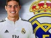 James Rodriguez sigue causando sensación Madrid