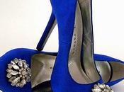 Novias zapatos colores