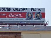 Miami Tiene Anuncios Contra LeBron James, Detalles Aquí