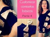 DIY: Customizar camisetas básicas Parte