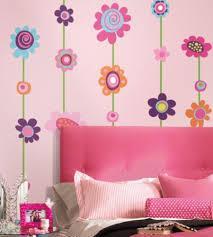 divertidas de nias decoradas con flores