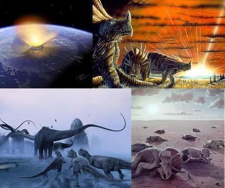 EXTINCIONES MASIVAS (Un poco más de historia natural en el blog)