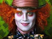 """Johnny Depp regresa parte """"Alicia País Maravillas"""""""