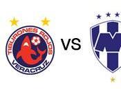 Seguir vivo Veracruz Rayados Monterrey Futbol mexicano, previa