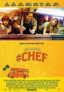 Cartel de 'Chef'