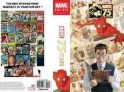Revelado contenido especial Marvel 75th Anniversary Omnibus