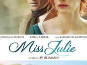 "Nuevo trailer internacional ""miss julie"" jessica chastain colin farrell"