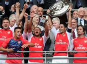 Arsenal venció Manchester City campeón Community Shield