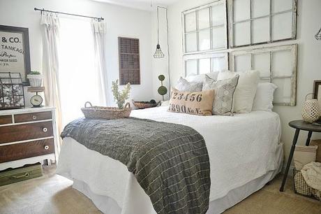 Cambio de look la habitacion de invitados y como - Decoracion vintage dormitorios ...