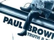 Paul Brown publica Truth Told