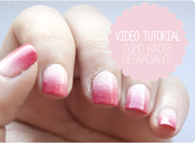 Video Tutorial: Cómo hacer manicura degradado