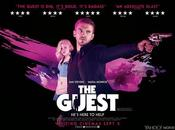 """Nuevo trailer quad póster para """"the guest"""""""