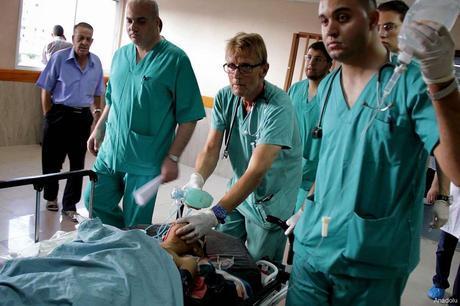 Dramática carta de doctor noruego ante genocidio de Israel y EE.UU. en Gaza [+ video]