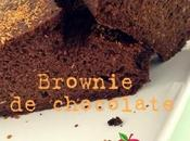 Brownie Chocolate bajo grasa
