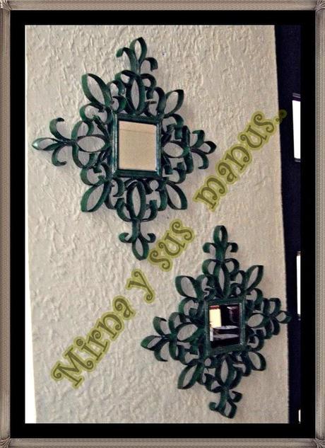 Cuadro reciclando tubos de papel higienico paperblog - Rollos de papel higienico decorados ...