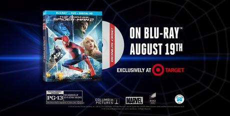 El Blu-Ray De The Amazing Spider-Man 2 Vendrá Con Un Material Extra De The Sinister Six