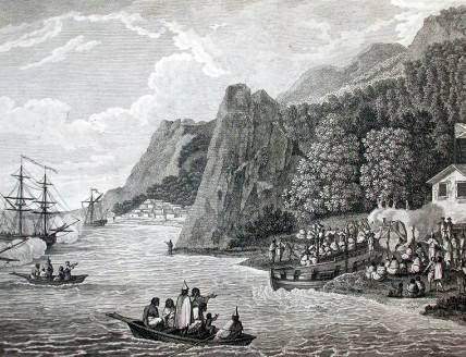 Cuando Alaska perteneció al Imperio Español.