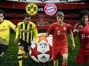 Borussia Dortmund Bayer Munich Vivo, Supercopa Alemana