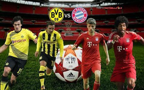 Borussia Dortmund-Bayern Munich