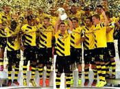 Borussia Dortmund quedó Supercopa Alemania vencer Bayern Múnich