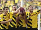 Dortmund lleva Supercopa Alemania
