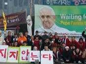 ¿Por Francisco visita Corea Sur?