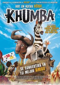 Cartel de 'Khumba'