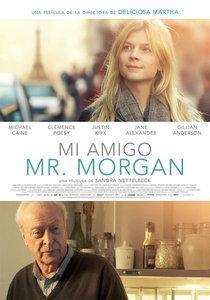 Póster de 'Mi amigo Mr. Morgan'