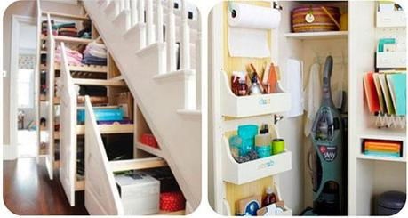 Trucos como ordenar tu casa y ganar espacio paperblog - Ideas para ordenar la casa ...