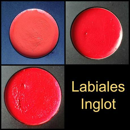 Mis Labiales Rojos (Red Lipsticks)
