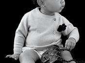North West, hija Kardashian, inicia como modelo