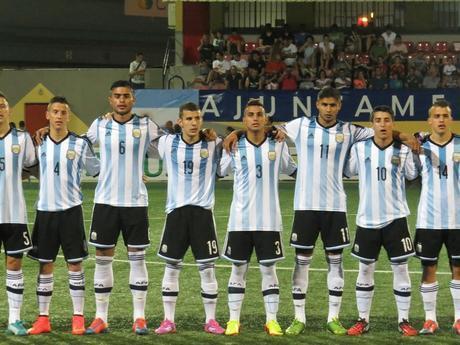 Argentina Sub 20-Indonesia Sub 20