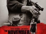"""Seis nuevos clips """"the november man"""""""