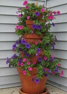 C mo decorar la entrada de la casa con macetas paperblog for Como decorar la entrada de la casa