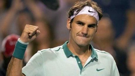 Roger Federer-Milos Raonic