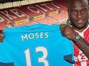 Stoke City confirmó llegada Victor Moses