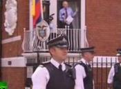 Assange anunció pronto alejaría embajada Ecuador