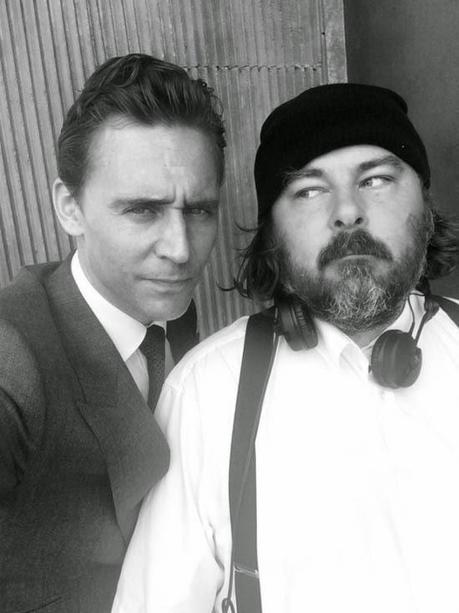 IMÁGENES ENTRE BASTIDORES DE 'HIGH-RISE' CON TOM HIDDLESTON, LUKE EVANS Y BEN WHEATLEY