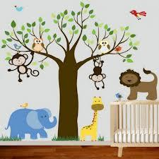 Decorar Habitación De Bebé Estilo Safari Paperblog