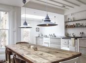 cocina espíritu escandinavo casa victoriana
