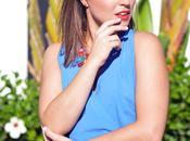 Outfit Blue jumpsuit