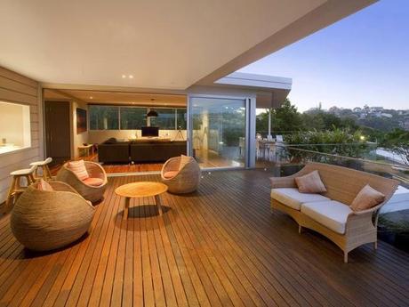 Terrazas modernas modern rooftop paperblog for Terrazas minimalistas modernas