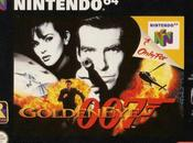 Pierce Brosnan juega mítico 'Goldeneye'
