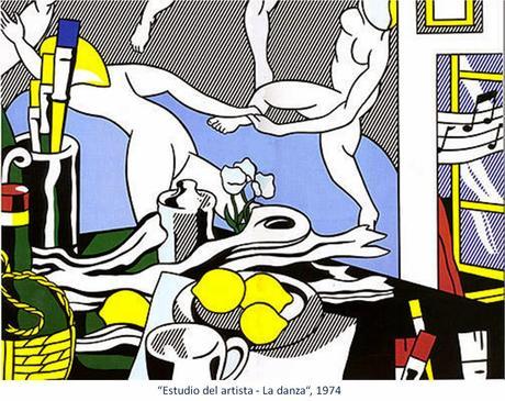 El pop art en estados unidos roy lichtenstein paperblog - Pop art roy lichtenstein obras ...