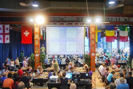 Resultado de imagen de open sants ajedrez