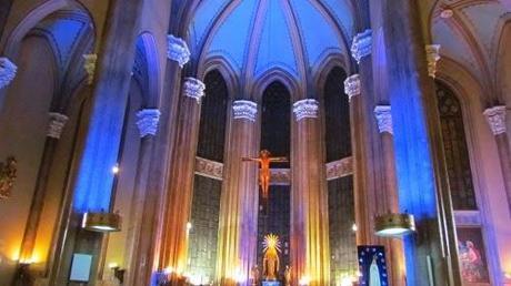 Iglesia San Antonio de Padua. Estambul