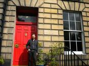 paseo literario Edimburgo