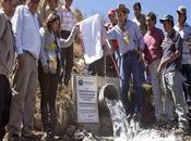 """3,500 m.s.n.m: GORE LIMA INAUGURA CONSTRUCCIÓN CANAL IRRIGACIÓN """"SALTANA"""" CANTA…"""