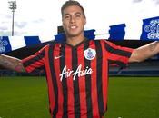 Eduardo Vargas llega Queens Park Rangers